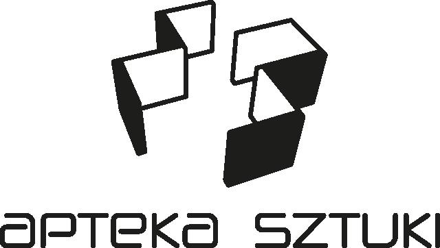 Logo Galerii Apteka Sztuki