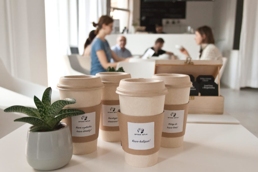 Zdjęcie: z życia kawiarni