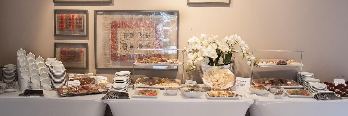 Zdjęcie: przykład cateringu