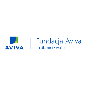 Logo: Fundacja Aviva