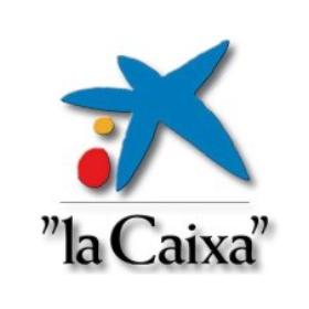Logo: Fundacja La Caixa
