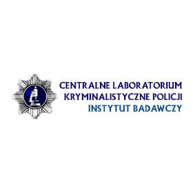 Logo: Centralne Laboratorium Kryminalistyczne Policji