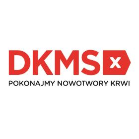Logo: Fundacja DKMS