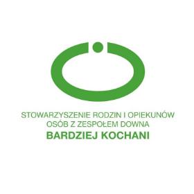 Logo: Stowarzyszenie Bardziej Kochani