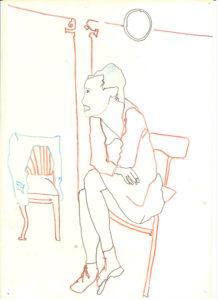 Zdjęcie pracy: Joanna siedząca