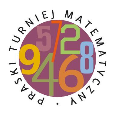 Logo Praski Turniej Matematyczny
