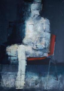 Zdjęcie pracy: Czerwone krzesło