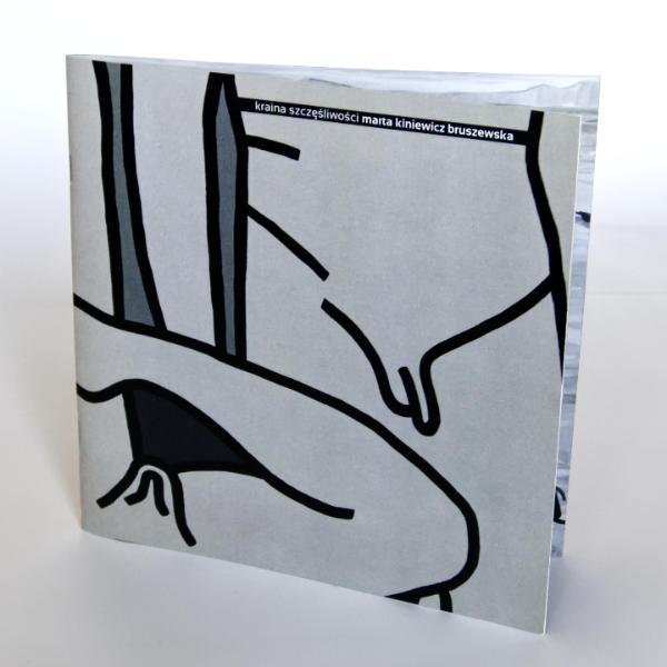 Album do wystawy Marty Kiniewicz–Bruszewskiej
