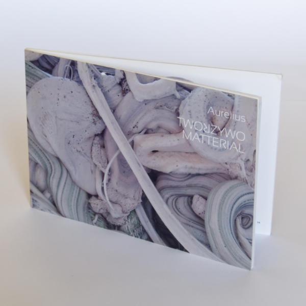 Album do wystawy Toma Aureliusa Diericka