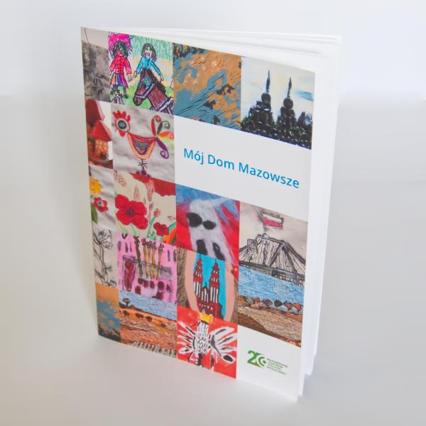 Katalog na finał konkusu Mój Dom Mazowsze