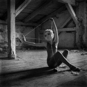 Zdjęcie pracy: Kamila Rosińska - Bez wyjścia 3