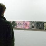 Zdjęcie z wernisażu wystawy Mind Mapping Marii Piątek
