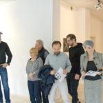 Zdjęcie z wernisażu wystawy Równość