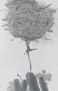 Zdjęcie pracy: António Melo – Performance akroterialny