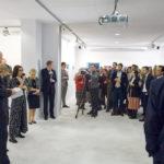 Zdjęcie z wernisażu wystawy Humanitarian Principles
