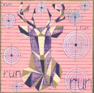 Zdjęcie pracy: Run