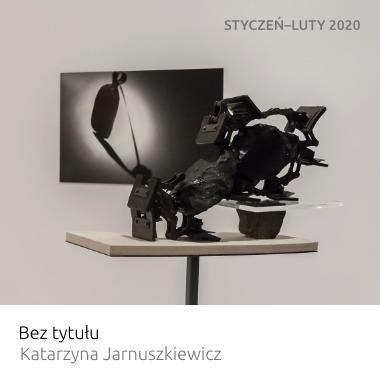 Wystawa Bez tytułu – Katarzyna Jarnuszkiewicz