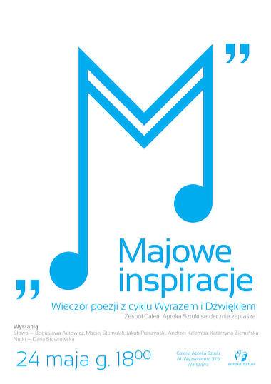 Majowe inspiracje