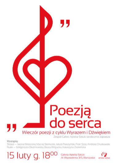 Poezją do serca