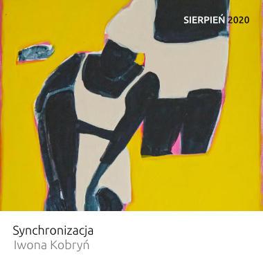 Wystawa Synchronizacja – Iwona Kobryń