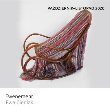Wystawa Ewenement – Ewa Cieniak