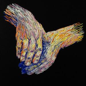 Zdjęcie pracy: Ręce Ewy
