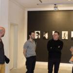 Zdjęcie z wernisażu wystawy Relacja zdarzeń Arkadiusza Glegoły